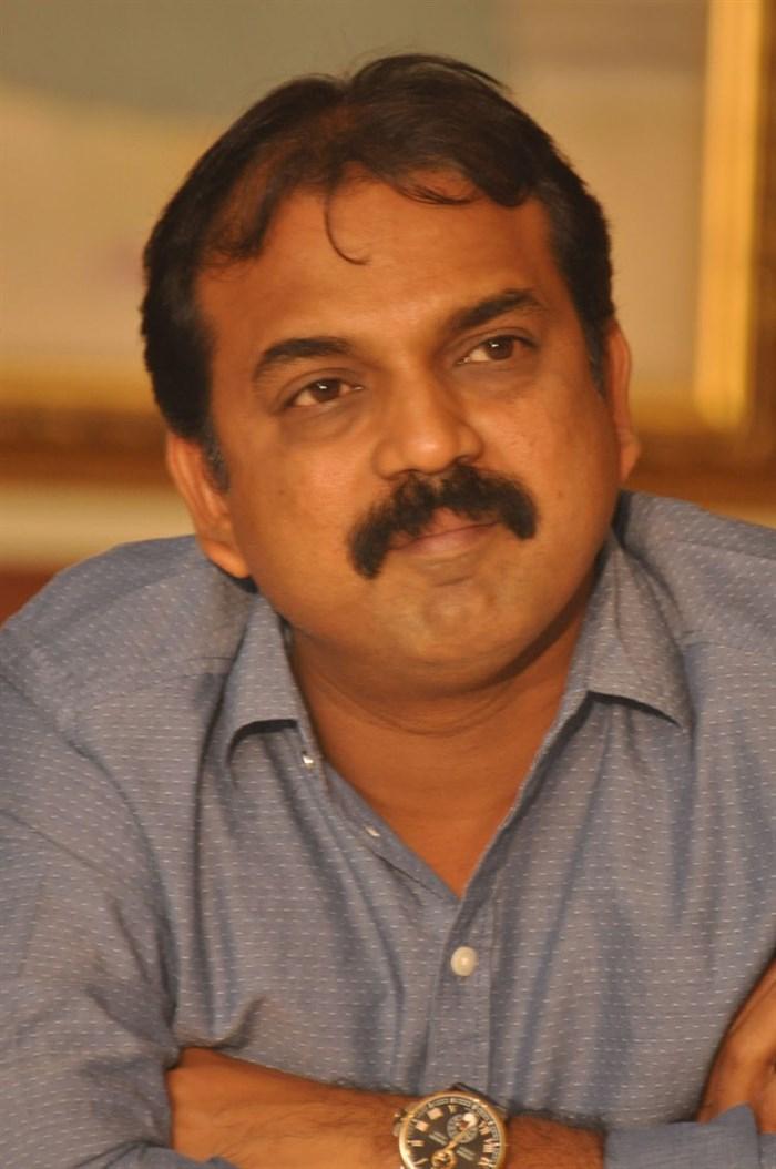 Director Koratala Siva @ Srimanthudu Movie Success Meet Stills