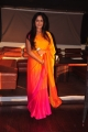 Actress Sowmya Venugopal @ Srimathi Telangana 2018 Logo Song Launch Stills