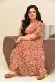 Anchor Srimukhi New Photos @ Red Movie Success Celebrations