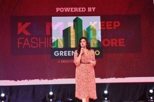 Anchor Srimukhi New Photos @ Red Blockbuster Celebrations
