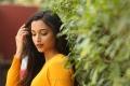 Actress Srinidhi Shetty Yellow Dress Pictures @ KGF Success Meet