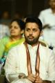 Actor Nithin @ Srinivasa Kalyanam Audio Launch Stills