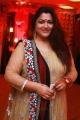 Actress Kushboo @ Sripriya Rajkumar's 25th Wedding Anniversary Images