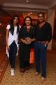 Daugther Lovelyn Chandrasekhar, Viji, Husband Capt. E. Chandrasekhar @ Sripriya Rajkumar's 25th Wedding Anniversary Images