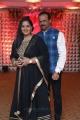 Actress Radha with husband Rajasekaran Nair @ Sripriya Rajkumar's 25th Wedding Anniversary Images