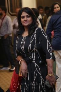 Actress Nirosha @ Sripriya Rajkumar's 25th Wedding Anniversary Images