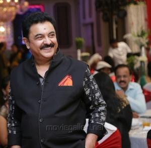Sripriya Rajkumar Sethupathy's 25th Wedding Anniversary Images