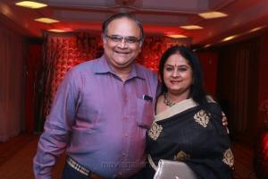 Mohan Raman @ Sripriya Rajkumar's 25th Wedding Anniversary Images