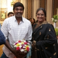 Vijay Sethupathi, Vadivukarasi @ Sripriya Rajkumar Sethupathi 25th Wedding Anniversary Stills