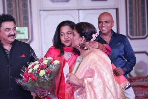 Radhika @ Sripriya Rajkumar Sethupathy 25th Wedding Anniversary Photos