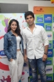 Lavanya Tripathi, Allu Sirish at 91.1 FM Radio City for Srirastu Subhamastu Promotions