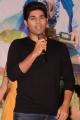 Actor Allu Sirish @ Srirastu Subhamastu Movie Title Song Launch Stills