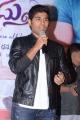 Actor Allu Sirish @ Srirastu Subhamastu Trailer Launch Stills