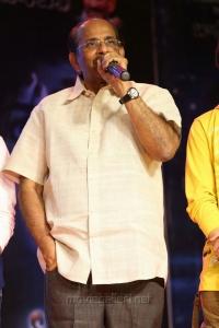 Director KV Vijayendra Prasad @ Srivalli Pre Release Function Stills