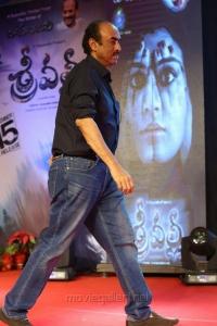 D Suresh Babu @ Srivalli Pre Release Function Stills