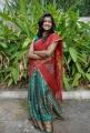 Telugu Actress Srividya in Half Saree Hot Stills