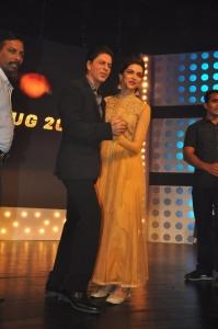 Shahrukh Khan and Deepika Padukone at Madhubala TV Show