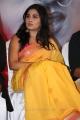 Actress Srushti Dange Saree New Photos @ Pottu Press Meet