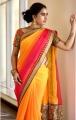 Actress Srushti Dange in Saree Portfolio Pics