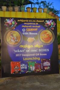 Standard Gift Boxes Launch Stills