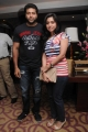 Jayam Ravi with wife Aarthi at Abbas Birthday Party Stills