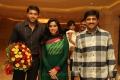 Jayam Ravi, Aarthi, M.Raja at Sneha & Prasanna Reception