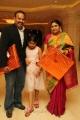 Venkat Prabhu with wife Rajalakshmi at