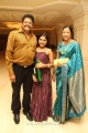 KS Ravikumar wife Karpagam at Sneha & Prasanna Reception Stills