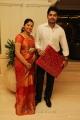 Actor Shakthi Vasu with wife Smrithi Pictures
