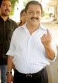 Sivakumar Votes For Tamilnadu Election 2011 Stills