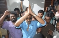Rajini Votes For Tamilnadu Election 2011 Stills