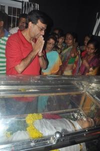 YG Mahendran pay tribute to Vaali Photos