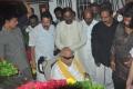 M.Karunanidhi pay tribute to Vaali Photos