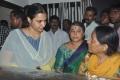 Actress Suganya pay tribute to Vaali Photos