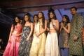 Sana Khan, Bindu Madhavi @  Hyderabad International Fashion week 2011 Day 1