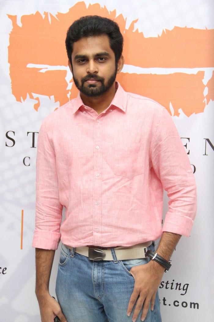 Balaji Mohan @ Karthik Subbaraj's Stone Bench Creations Official Launch Stills