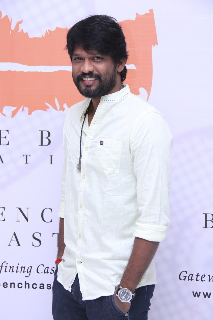 Soundar Raja @ Karthik Subbaraj's Stone Bench Creations Official Launch Stills