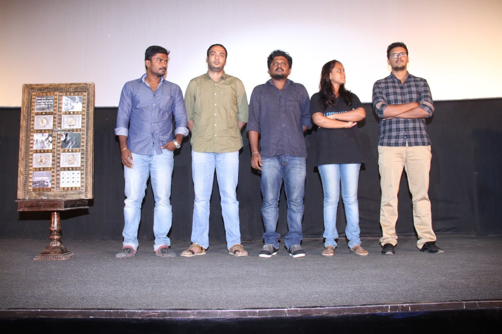 Director Karthik Subbaraj's Stone Bench Creations Official Launch Stills