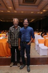 Manirathnam, Bharathiraja @ Stone Bench Films & Originals Launch Event Stills