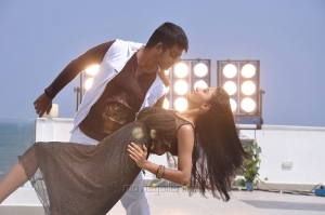 Pa Vijay, Avani Modi in Strawberry Telugu Movie Photos
