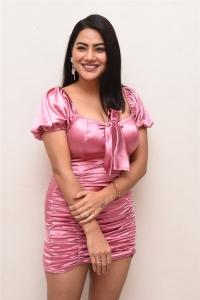 Actress Tanya Desai Stills @ Street Light Trailer Launch