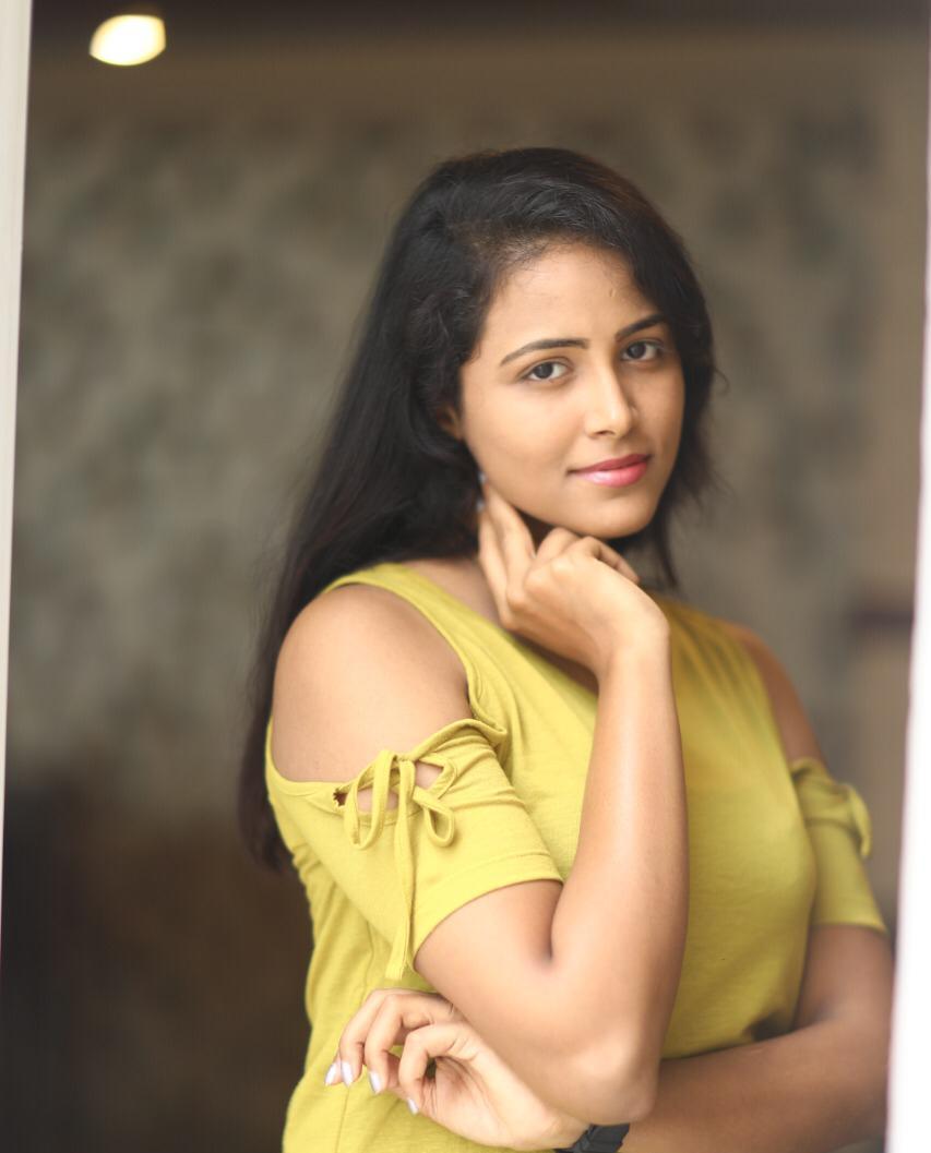 Nethra Movie Heroine Subiksha Latest Photoshoot Pics