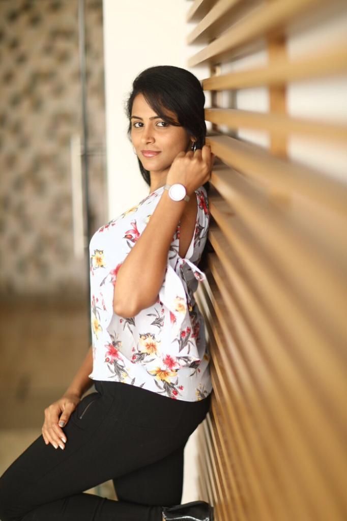 Nethra Movie Actress Subiksha Latest Photoshoot Pics