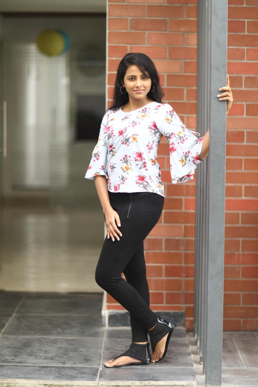 Nethra Movie Heroine Subhiksha Latest Photoshoot Pics