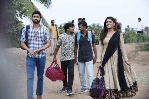 Sumanth, Eesha Rebba in Subrahmanyapuram Movie Photos HD