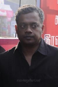 Gautham Vasudev Menon @ Subramaniapuram English Script Book Release Photos