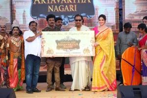 Suchirindia - Vasavi's Aryavartha Nagari Project Launch Stills