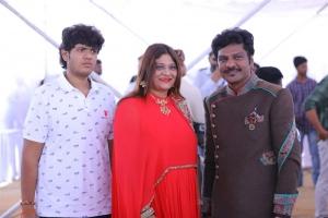 Suchirindia Aryavartha Nagari Project Launch Stills