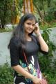 Telugu Heroine Sudheera Hot in Black Dress