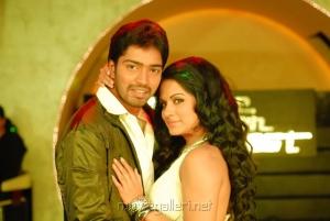Allari Naresh Rachana Maurya in Sudigadu Movie Hot Stills